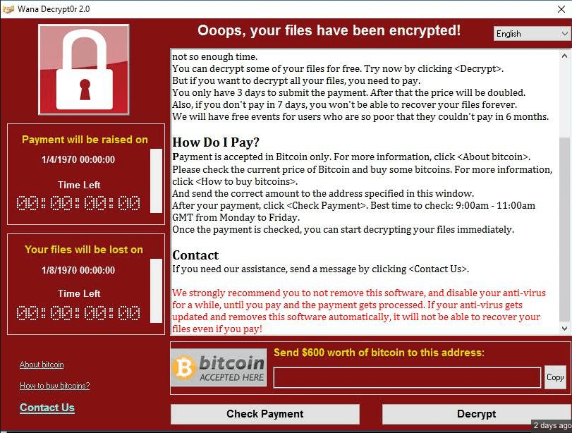 how to protect from ransomware?